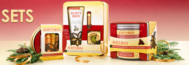 burts bees gift sets deals $5 Burts Bees Gift Sets