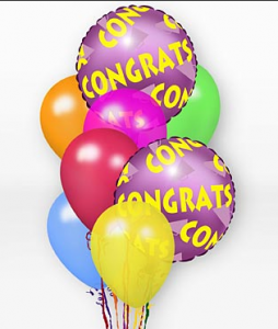 congrats balloons giveaway winner 254x300 Winner!  Scrapbook USA Expo!