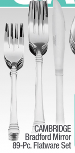 flatware set deal 148x300 *HOT* Cambridge 89 pc Flatware Sets $39.99 (reg $129.99)