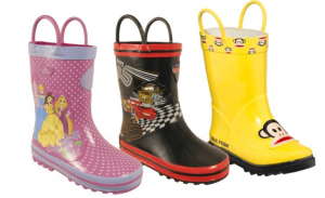 rain boots deal 300x183 RainGear B1G1 for adults and children   starts at $9 shipped