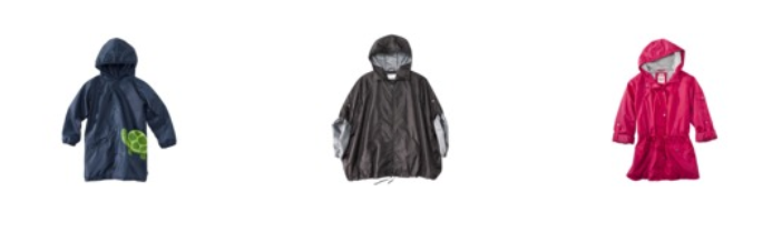 raincoats deal free shipping RainGear B1G1 for adults and children   starts at $9 shipped