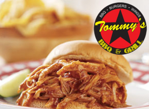 tommys bbq grill in provo coupon deal 300x221 $15 Tommy's BBQ Gift Certificate – $7.50 (Provo) PLUS Lots of FREE Coupons!