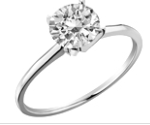 white diamond ring deal free shipping *HOT* Jewelry Flash Sale   starts at $4.99 + free shipping