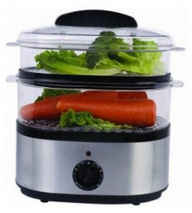 2 tier vegetable steamer deal amazon 271x300 AAA: 2 Tier Food Steamer $17.95 (reg $40)
