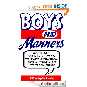 Boys and Manners Free E book:  Boys and Manners
