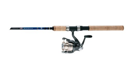 Hot daiwa d shock 3bb spinning fishing rod reel combo at for Cabela s fishing rods