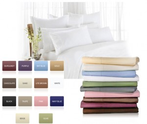 Christopher Adams 1600 Sheet Deal 300x252 *HOT* 1600 TC Egyptian Comfort Luxury Sheet Set   $19.99 (reg $110) All Sizes!