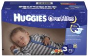 Huggies Overnights Deal *Super Hot* Huggies Overnight Diapers with Stackable Coupons! As low as $.25/diaper!