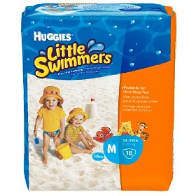 Little Swimmers Deal AAA Deal:  Huggies Little Swimmers Diapers $6.98
