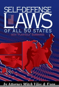 Self Defense Laws Giveaway 204x300 Giveaway:  Self Defense Laws of All 50 States and Utah Gun Law Books!