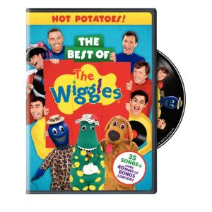 The Wiggles Deal Trade in Old CDs, Movies, Books, Games = Get Amazon Gift Cards!  Make Money!