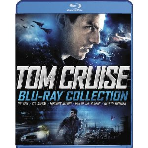 Tom Cruise Blu ray Collection Deal AAA Deal:  Tom Cruise Blu ray Collection (Includes 5 Great Movies) $25!