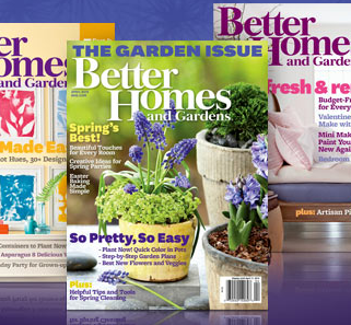 better homes and gardes deal Better Homes & Garden Magazine   2 yrs for $7