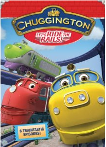 chuggington dvd printable coupon deal $3 off Chuggington coupon = $1.99 at Walmart