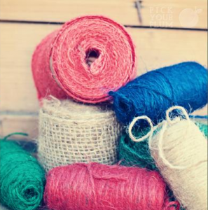 jute ribbon or twine deal 297x300 Jute ribbon or twine 3 4 pk $3.99 (62% off)