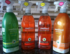 method cleaner 300x230 $.69 Method Bathroom or Kitchen Cleaner   Target