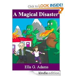 A Magical Disaster Deal Free Childrens eBook:  A Magical Disaster
