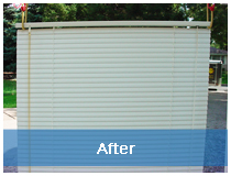 Blind Cleaning Best after image Giveaway:  10 Non Wood Blinds Cleaned for FREE from Rally's Blind Cleaning!