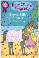 Ellie pony crazed princess Kids Summer Reading Book ideas
