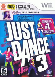 Just Dance 3 Katy Perry Deal *Hot*  Just Dance 3 with Katy Perry for Wii $13.99 Shipped!