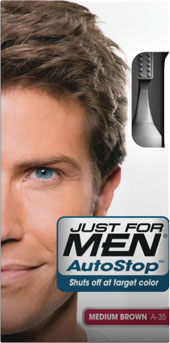 Just for men autostop Giveaway: Just For Men Haircolor Pack