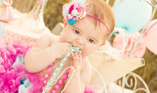 Luxe Buttercups Childrens Boutique Deal $60 Voucher for Luxury Accessories from Luxe Buttercups Childrens Boutique for $28!