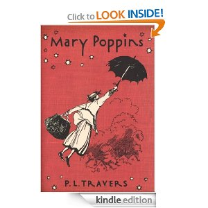 Mary Poppins Book Deal Mary Poppins Ebook $1.99 (Reg $6.99)