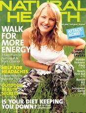 Natural Health Magazine Deal Natural Health Magazine $3.99/year