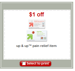 Target Ibuprofen Deal Free Ibuprofen from Target!  Print Your Coupon NOW!