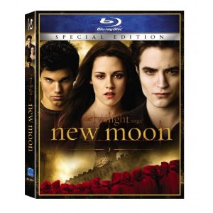 Twilight New Moon Blu ray Deal AAA Deal:  Twilight New Moon Blu ray $9.07