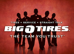 big o tires deal utah 300x221 $50 Big O Tires GC for $25 (Spanish Fork, Payson, Nephi)