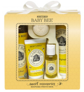 burts bees gift set Burts Bees Bundle of Joy (baby products) Set   $12.50 shipped (reg $19.29)