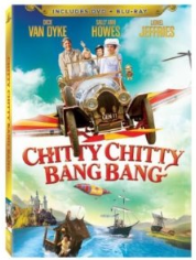 chitty chitty bang bang blu ray deal utah deals Chitty Chitty Bang Bang on Blu Ray $16.97 (reg $35)