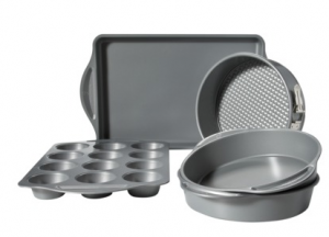 giada bakeware set deal 300x216 5 pc Giada De Laurentiis Bakeware Set ($24.99 shipped)