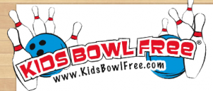 kids bowl free deal 300x128 Kids Bowl FREE   summer long/nationwide event