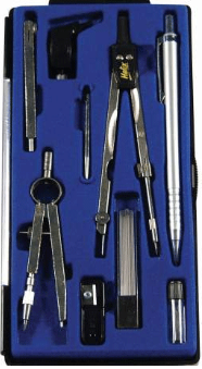 professional drawing set Professional 9pc Drawing Set $5.99 shipped (reg $20)