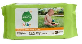 seventh generation wipes Seventh Generation 350 Wipes   $9.51 shipped (2.7 cents/wipe)