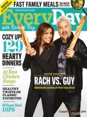 Every Day with Rachel Ray Everyday With Rachael Ray Magazine: $4.50/year