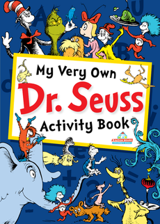 Free Dr Seuss Book Free:  Dr Seuss Activity Book