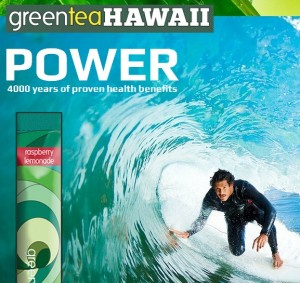 Green Tea Hawaii Drink Mix Deal FREE 12 COUNT BOX of Green Tea Drink Mix!  Just pay $4.95 shipping.