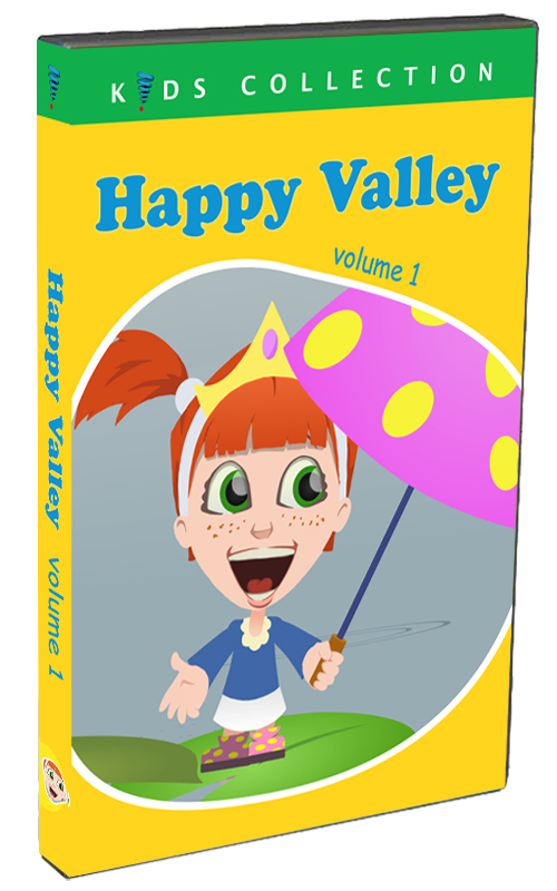 Happy Valley DVD Giveaway Giveaway:  Happy Valley DVD (For Toddler)