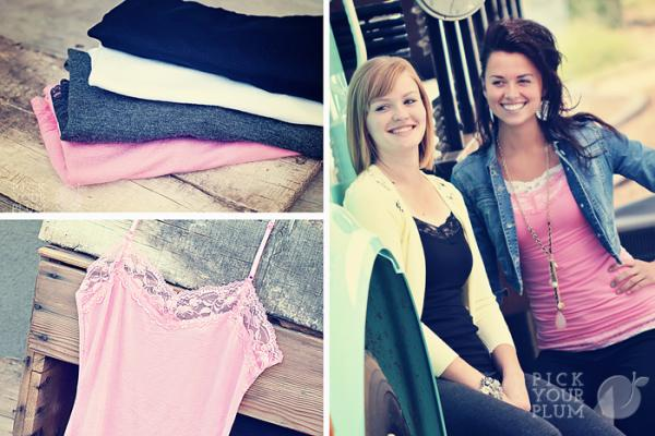 Lace Tank Deal Super Cute Lace Tanks $5.49 each! *selling out fast*