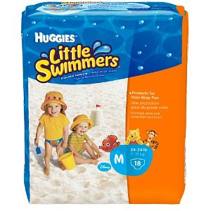 Little Swimmers Deal Huggies Little Swimmers $6.98