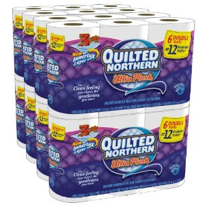 Quilted Northern Deal Hurry!  Stock up Price on Quilted Northern $.23 Regular Roll!