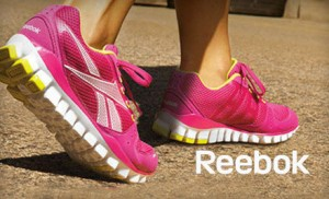 Reebok Groupon Deal 300x182 Save $25 on Reebok!