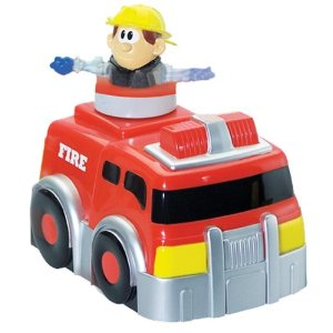 Spin Firetruck Amazon: Up to 50% Off Toy Sale!