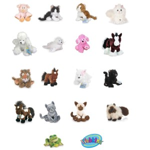 Webkinz 25 Pack from Graveyard Mall 300x300 Webkinz: Just $2.47 for 8.5 Plush!