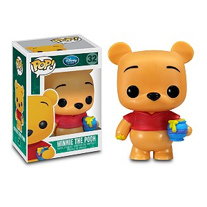 Winnie The Pooh Donalds Daily Deal: $5 for Select Vinyl Figures at the Disney Store!