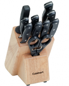 cuisinart 11 pc knife block set utah deals 240x300 Cuisinart 11 Block Knife Set $34.99