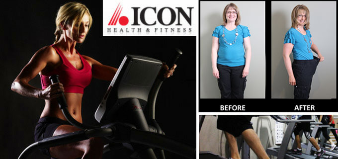 icon ICON Fitness Training Package for $150!